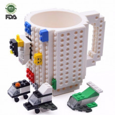 Кружка Build-on Brick бежевая 350 мл