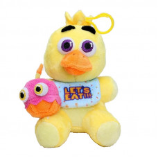 Мягкая игрушка ФНАФ Чика, 15 см