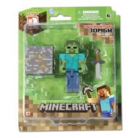 Фигурка Minecraft Зомби