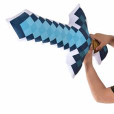 Мягкая игрушка Майнкрафт Алмазный Меч (рисунок 1), 70см