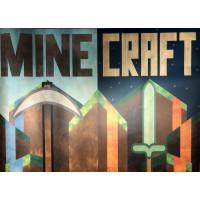 Постер Майнкрафт Minecraft 13