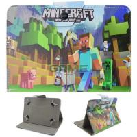 Универсальный Чехол Для 7 Планшета Minecraft