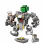 Конструктор Lari (Бела) My world 11135 Майнкрафт Робот Титан