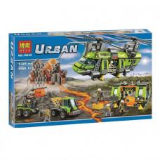 Конструктор Bela Urban Тяжелый транспортный вертолет Вулкан 10642