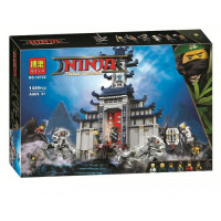 Конструктор Bela Ниндзяго Храм Последнего великого оружия 10722