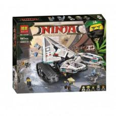 Конструктор Bela Ninja Ледяной танк 10726