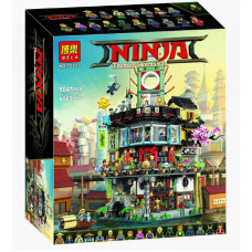Конструктор Bela Ninja Ниндзяго Сити 10727