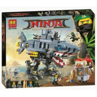 Конструктор Bela Ninja Гармадон 10799