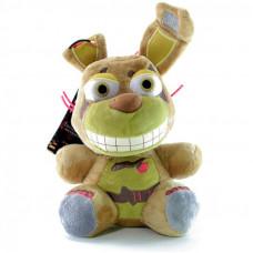 Мягкая игрушка ФНАФ Спрингтрап, 18 см
