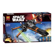 Конструктор Bela Star Wars  Истребитель 10466
