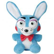 Мягкая игрушка ФНАФ Игрушечный Бонни, 18 см