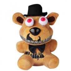 Мягкая игрушка ФНАФ Кошмарный Фредбер, 18 см