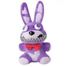 Мягкая игрушка ФНАФ Кошмарный Бонни, 18 см