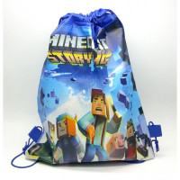 Мешок для обуви Майнкрафт STORY MODE