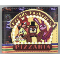 Кошелек FNAF Pizzaria