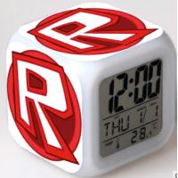 Будильник Роблокс (красный)