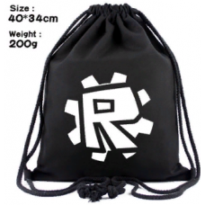 "Мешок для обуви Роблокс ""Roblox"" (белое лого)"