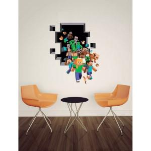 """Наклейка-постер на стену """"Семья"""""""