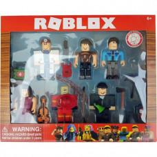 Набор из 6 фигурок Роблокс Профессии