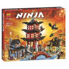 Конструктор Ninjago Bela Храм Аэроджитцу 10427