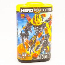 Конструктор Крепость героев Hero Fortress Джетбаг