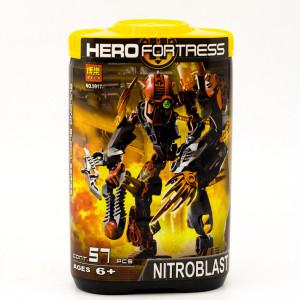 Конструктор Крепость героев Hero Fortress Нитробласт