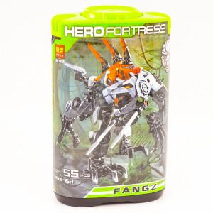 Конструктор Крепость героев Hero Fortress Фангз
