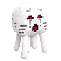 Мягкая игрушка Minecraft Гаст с красными глазами, 15 см