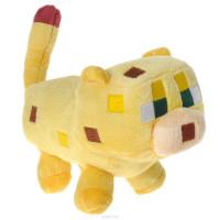 Мягкая игрушка Майнкрафт Оцелот (Ocelot), 12 см