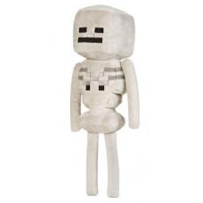 Мягкая игрушка Скелет (Plush toy Skeleton Майнкрафт), 23 см