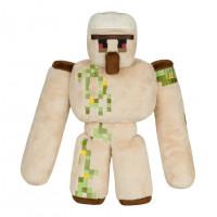 Большая мягкая игрушка Minecraft Железный Голем, 33см
