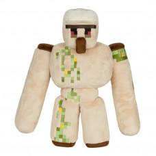 Большая мягкая игрушка Майнкрафт Железный Голем, 33см