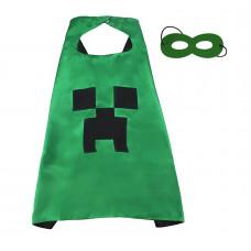 Зеленый плащ