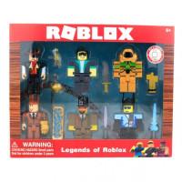 Набор из 6 фигурок Roblox Legends of Roblox
