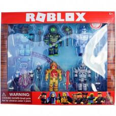 """Набор из 6 фигурок Roblox """"Champions of Roblox"""" (версия 2)"""