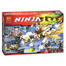 Конструктор Ninjago Bela Дракон Сэнсэя Ву 10397