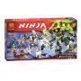 Конструктор Ниндзяго Lari (Бела) My world Битва Титановых машин 10399