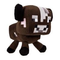 Мягкая игрушка Minecraft Корова (Cow), 15 см