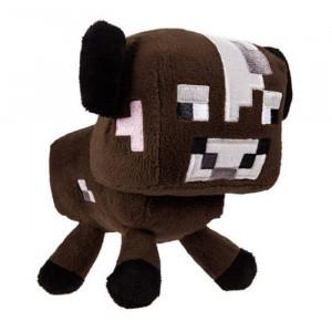 Мягкая игрушка Майнкрафт Корова (Cow), 15 см