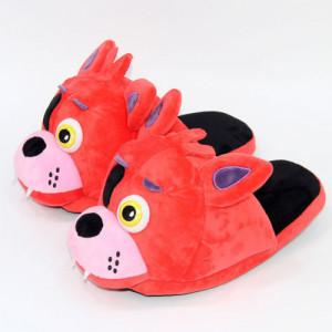 Тапочки Foxy из 5 ночей с Фредди ФНАФ